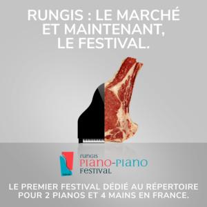 Rungis Piano Piano publicité