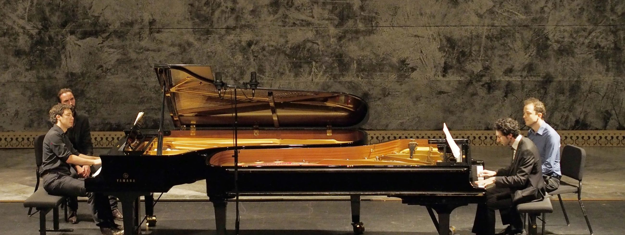 piano duo amateur