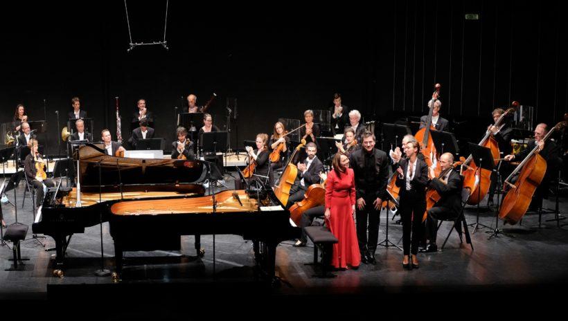 Ludmila Berlinskaïa-Arthur Ancelle Orchestre National d'Ile de France / Dir. Lucie Leguay