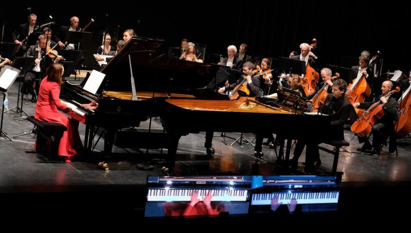 Concert Berlinskaïa-Ancelle 1.10.20