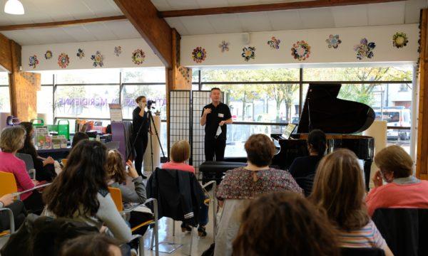 Concert Off! Laurent Goossaert (c) Laurent Ardhuin