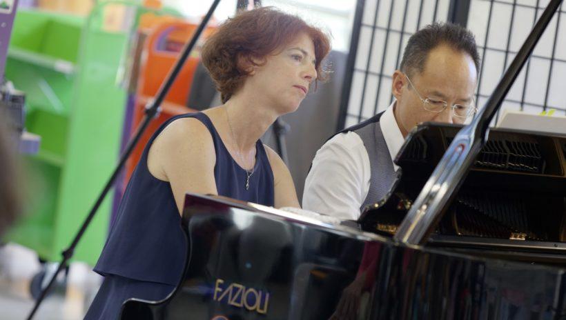 Off! Clotilde Proust & Quoc-Vinh Luong (c) Laurent Ardhuin